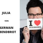 JULIA VON GERMAN ABENDBROT {MEET THE BLOGGER}