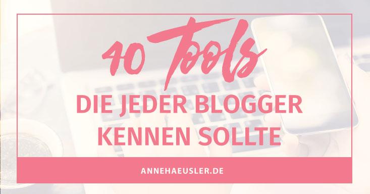 Die 37+ besten Online Marketing und Blogging Tools