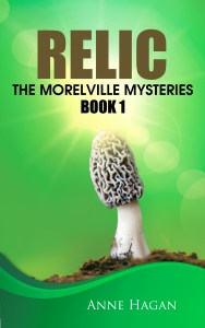 Debut Novel, Relic: The Morelville Mysteries - Book 1
