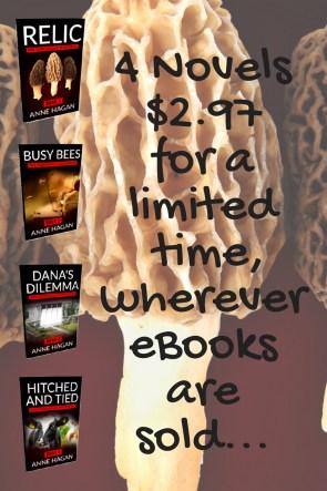Four Novels One Sale