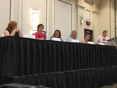 Indie Author Panel GCLS Con 2018
