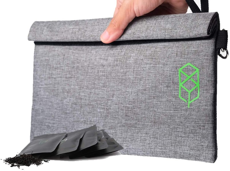 a smell proof bag
