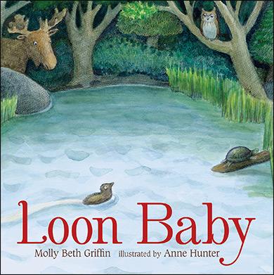 Children's Book - Loon Baby