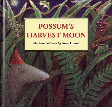 Children's Book - Possum's Harvest Moon