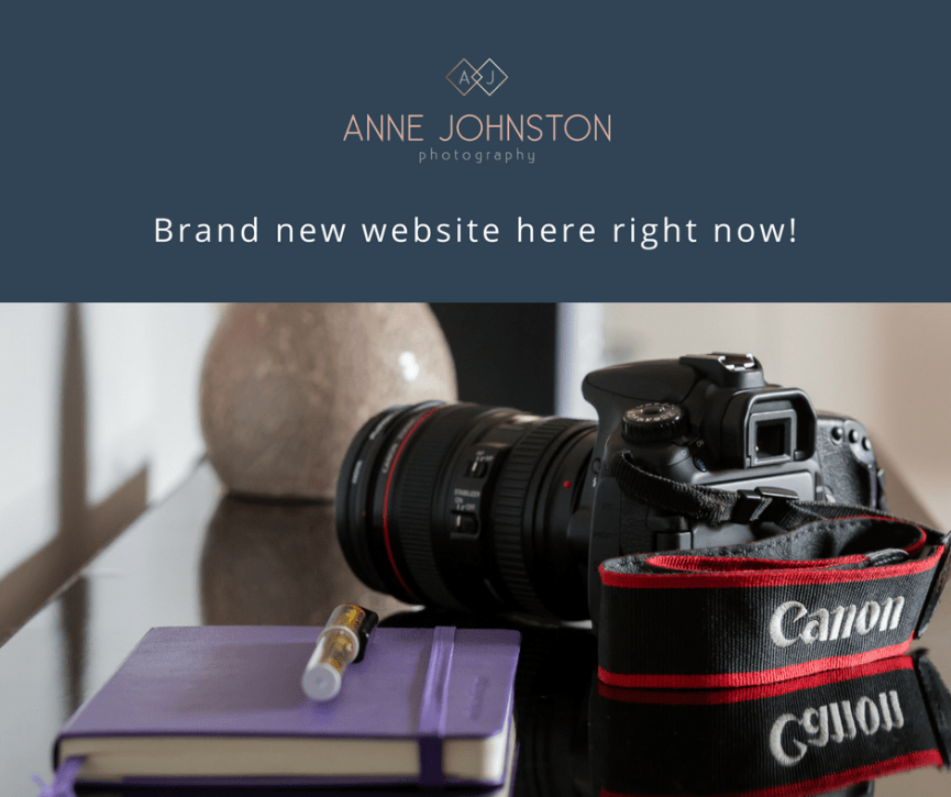 photography website Anne Johnston