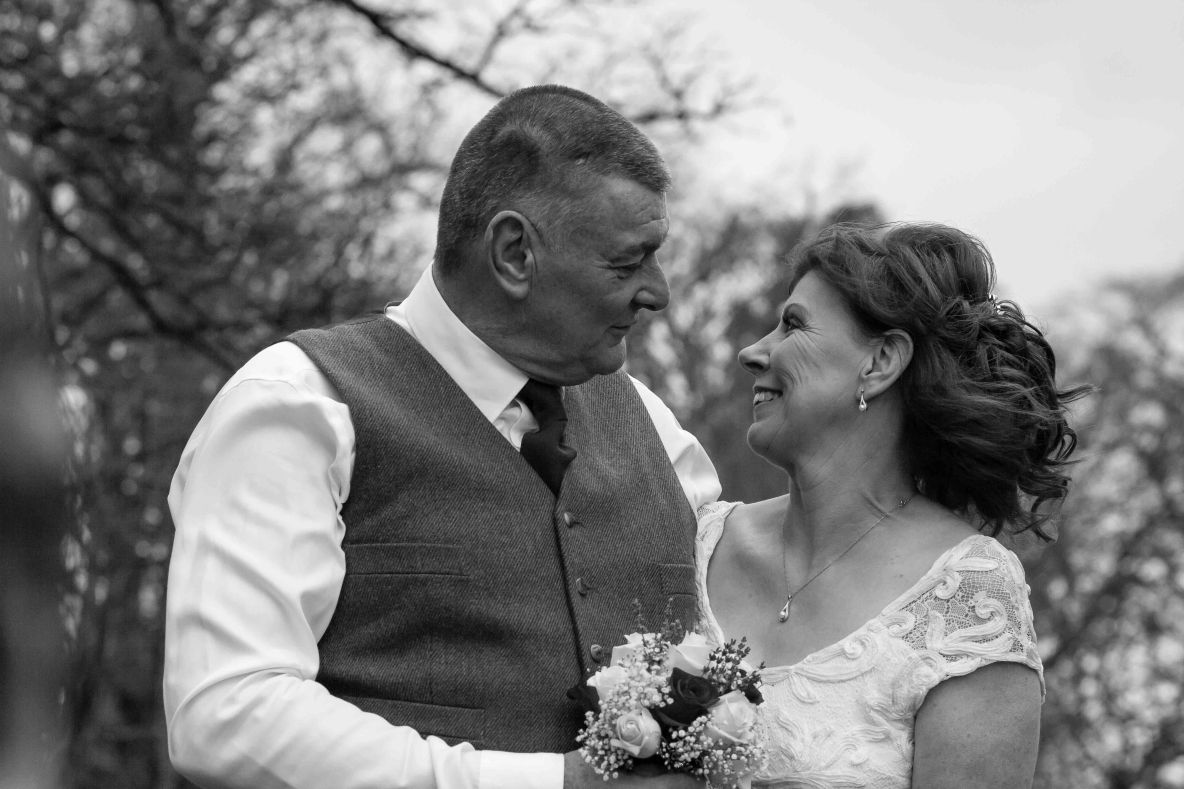 weddings photography bride groom Glen Clova