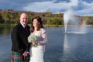 bride groom weddings Forbes of Kingennie Dundee