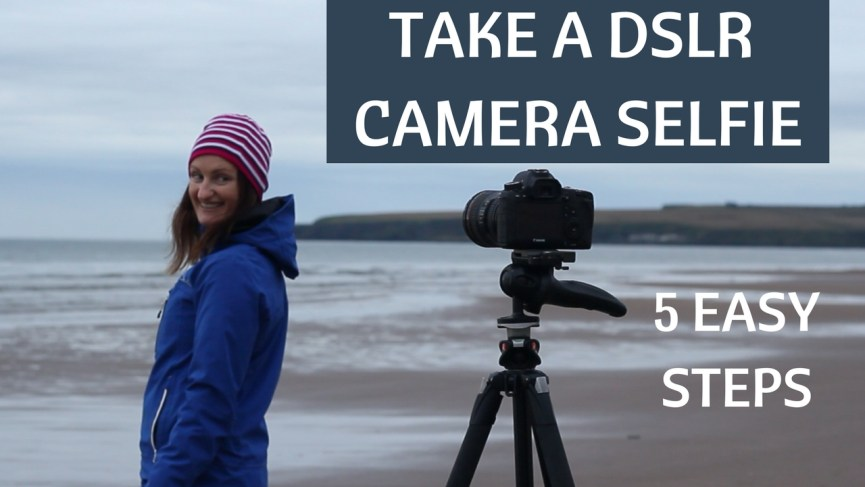 How to take a selfie with your camera in 5 easy steps