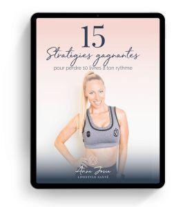 15 stratégies pour perdre 10 livres à ton rythme