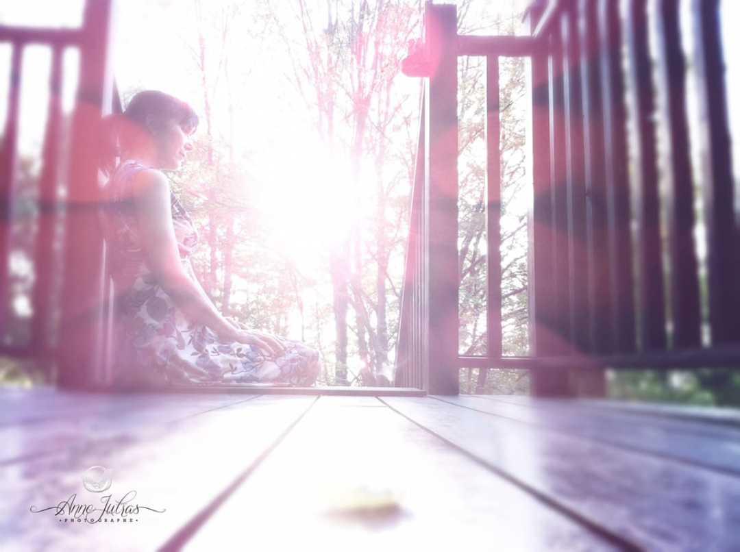 autoportrait - photo introspection
