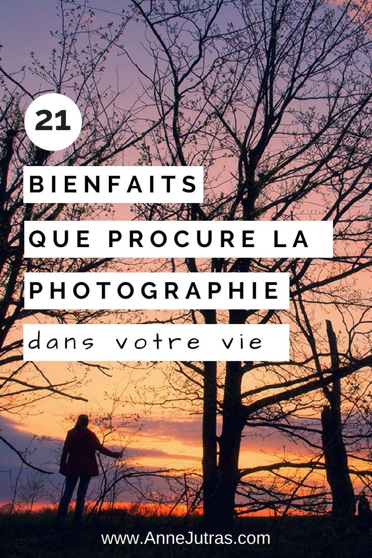 21 Bienfaits que procure la photographie dans votre vie