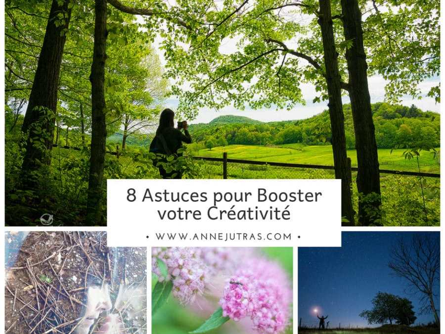8 Astuces pour BOOSTER votre Créativité