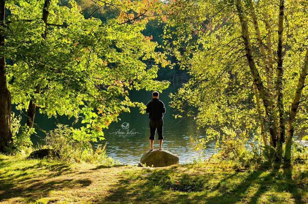 Créer des images pour accueillir le calme, par Anne Jutras, artiste photographe