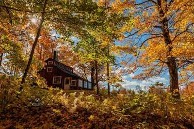 Cabane à sucre - Cowansville, Québec