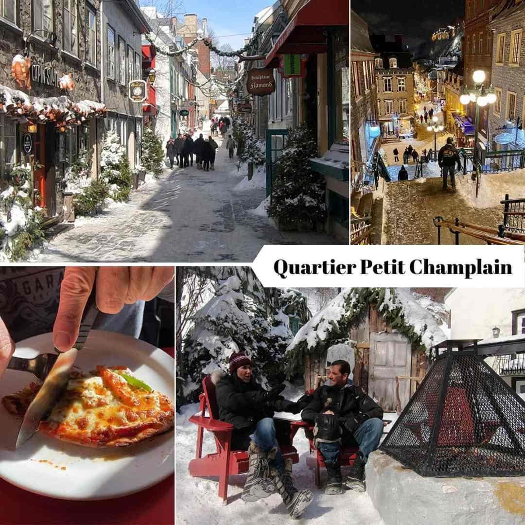 Quartier le Petit Champlain, Québec