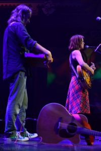 Concert by Timothy Hull and Margot Merah