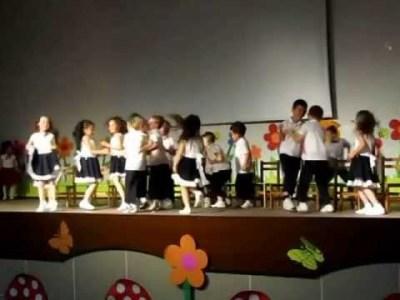 Anaokulu Öğrencilerinden Anneler Günü Kutlaması