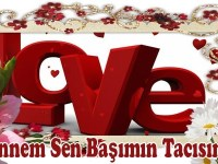 kaynanaya güzel sevgi sözleri