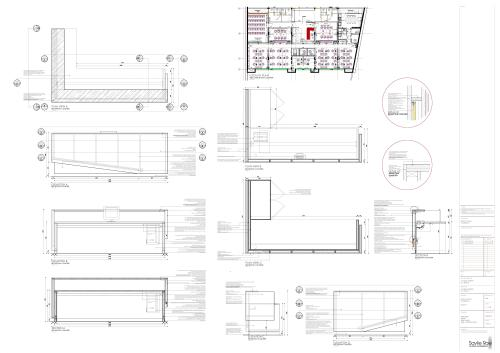small resolution of diy reception desk construction plans pdf download plans for a dresser macho93aav