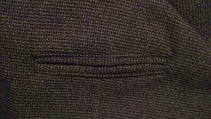 sewing men's pants