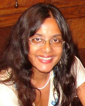 Author Nupur Tustin