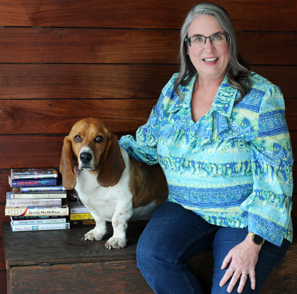 Photo of author Anne Louise Bannon