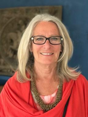 Image of Swedish author Maria Gustafsson