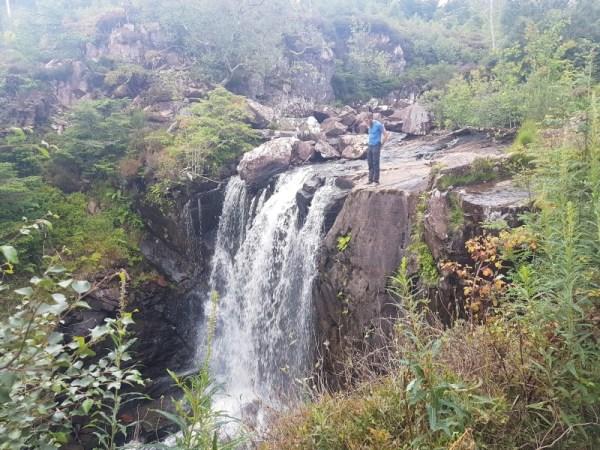 Victoria Falls in de highlands