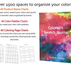Color Swatch Books