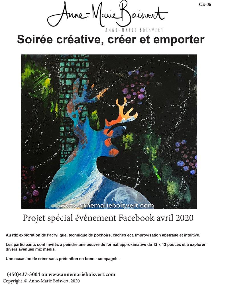 facebook peinture en direct 3 avril 800 pix
