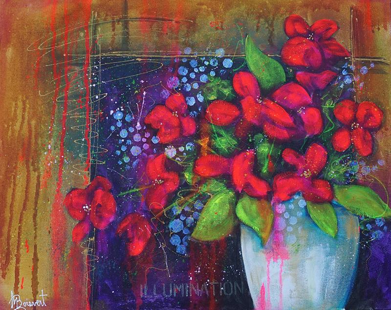 illumination, impro florale 2 16x20 800 pix