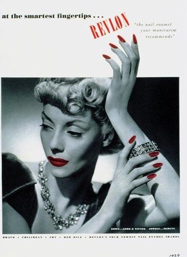 A Brief History Of Revlon Anne Marie Lepretre Make Up Artist