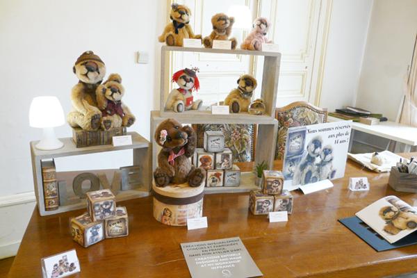 JEMA 2015 Villers les Nancy metiers d art rares - Anne-Marie VERRON