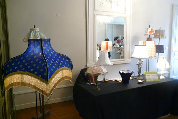 Christine Strappazzon, abajouriste - Atelier Artabalo