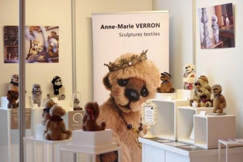 L Art et la Passion 2018 salon artisanat Casino 2000 Mondorf les Bains Luxembourg VERRON