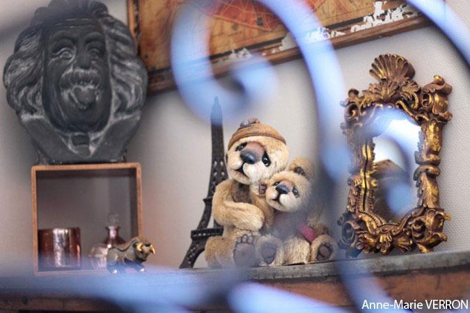 Sculpture textile Theodore Barnabe Anne-Marie VERRON metiers d art Grand Est Heillecourt