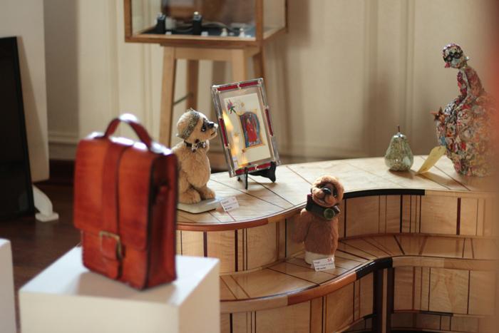 Objet d art artisanat metiers d'art textile tissu decoration interieur exposition salon Grand Est Lorraine