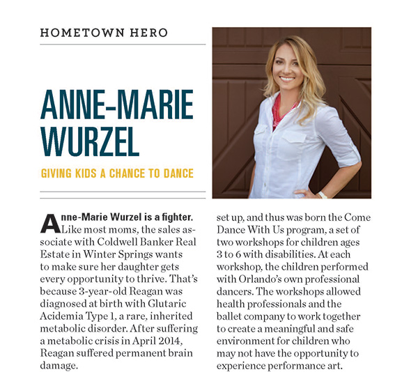 Oviedo Real Estate Agent Anne-Marie Wurzel