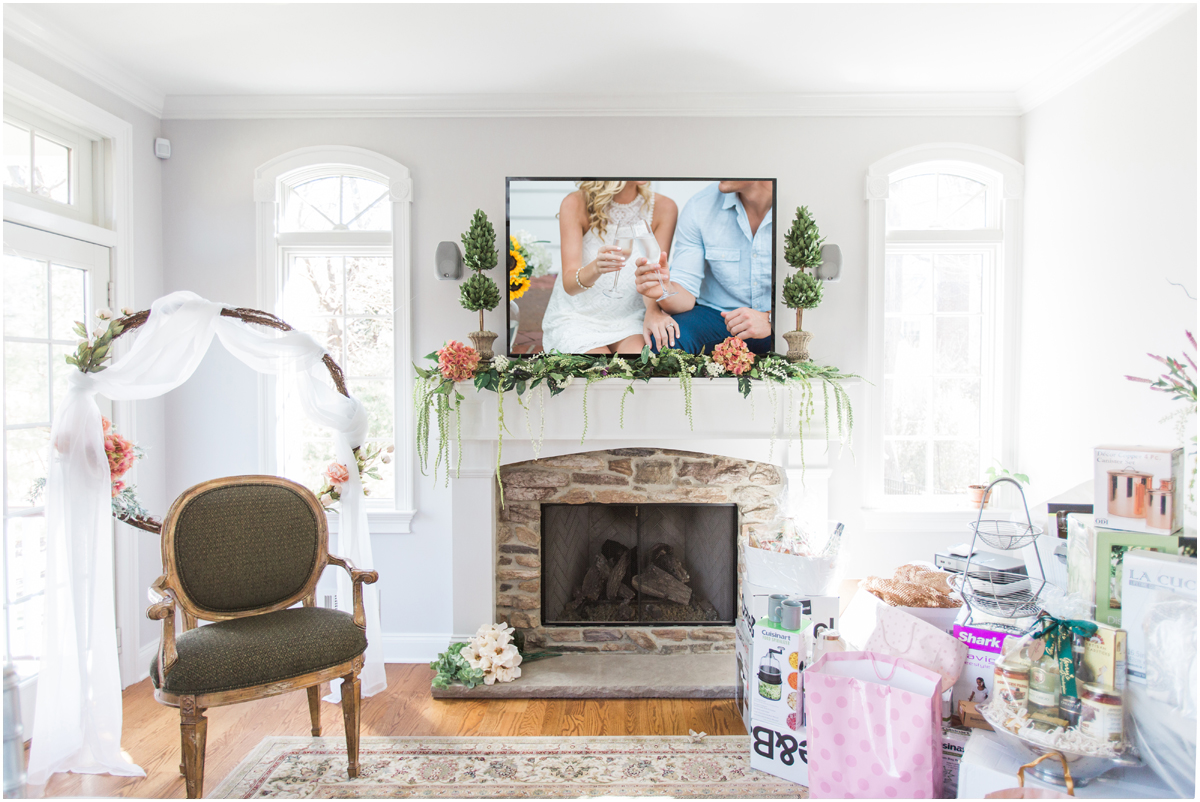 Wedding Photographer + MOH = Styled Bridal Shower – Anne Molnar ...