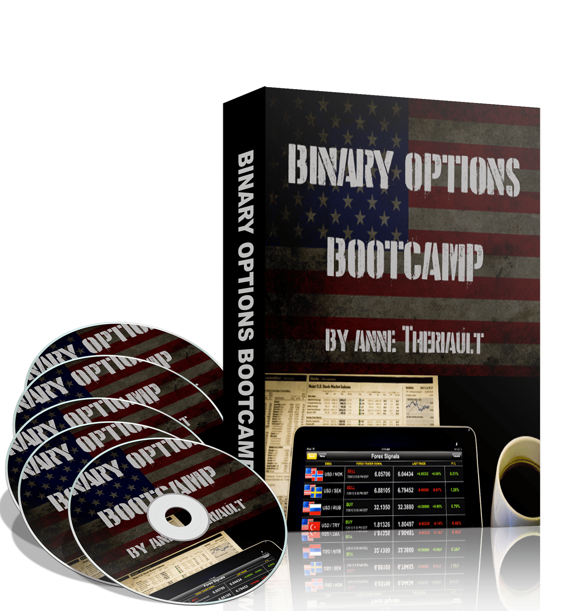 Binary options course london