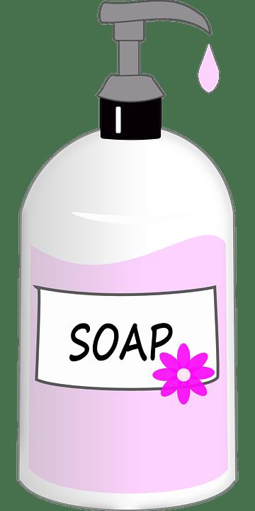 evde sıvı el sabunu yapımı