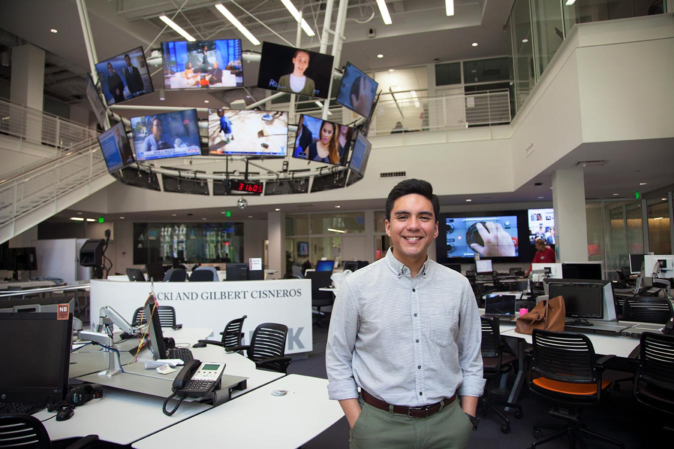 A digital journalist with big dreams | USC Annenberg School for Communication and Journalism