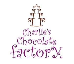 Charlie's Chocolate Factory logo 300 x 300px