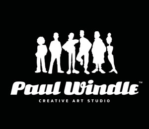 Paul Windle Logo