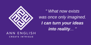 Create Intrigue Quote
