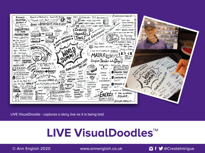 LIVE VisualDoodle 1