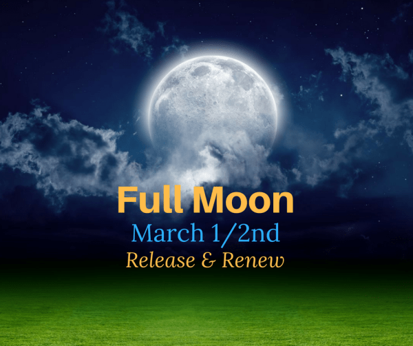 March Full Moon 2018 Insider Anne Ribley