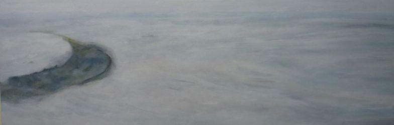 Oil on linen (1500 x 500mm)
