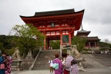 Meikosan at the Niomon.