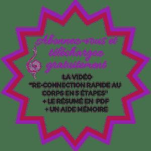 reconnexion au corps- Danse Mouvement Energie